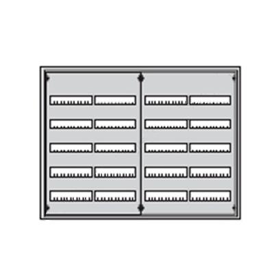 Щиты ABB металлические распределительные