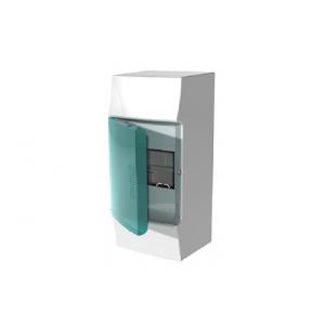 Бокс настенный Mistral41 4М зеленая дверь (без клемм)