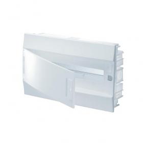 Бокс в нишу Mistral41 18М непрозрачная дверь (без клемм)