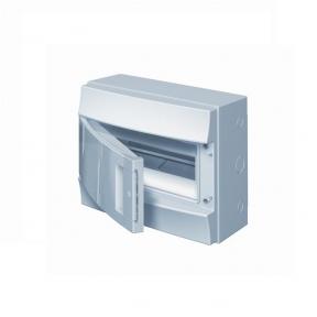 Mistral65 бокс настенный 12М непрозрачная дверь (без клемм)