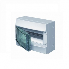 Mistral65 бокс настенный 12М прозрачная дверь GWT 750° (без клемм)