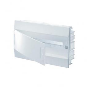 Бокс в нишу Mistral41 18М непрозрачная дверь (c клемм)
