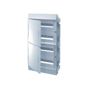Бокс в нишу Mistral41 72М непрозрачная дверь 850° (без клемм)