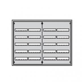 ABB АТ 54Е Распределительный щит 824*1074*140 5 рядов 240 модулей