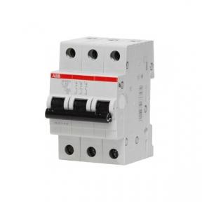 ABB Автомат 3-полюсный SH203L C10