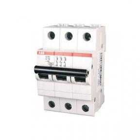 ABB Автомат 3-полюсный S203 C63