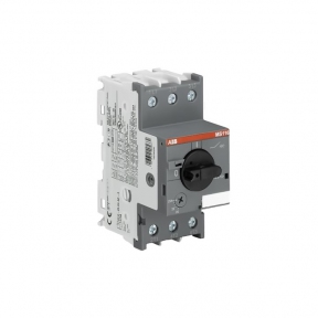 ABB Автоматический выключатель MS116-25 10кА с регулируемой тепловой защитой 20A-25А