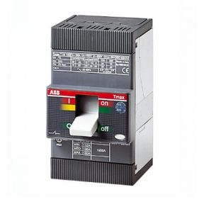 ABB Выключатель автоматический XT1B 160 TDM 100-1000 3p F F