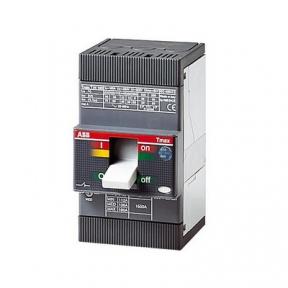 ABB Выключатель автоматический XT1B 160 TDM 50-500 3p F F