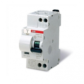 Дифференциальный автомат ABB DSH941R C16 30мА тип АС
