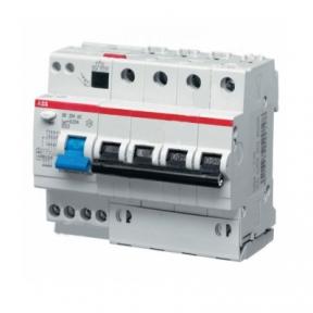 Дифференциальный автомат ABB 6 модулей DS204 AC-C63/0.03