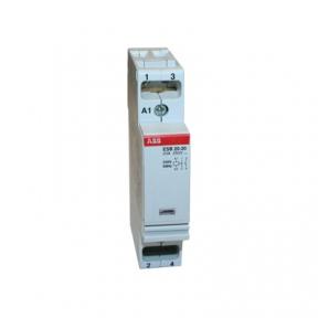 ABB Модульный контактор ESB-20-20 (20А АС1) 220В АС SSTGHE3211102R0006 (20)