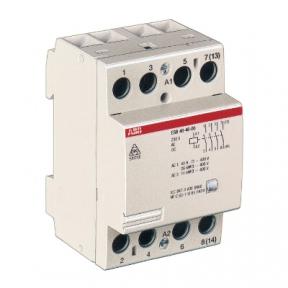 ABB Модульный контактор ESB-40-40 (40А АС1) 220В АС/DC SSTGHE3491102R0006 (3)