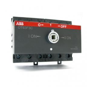 ABB ОТ25F3C 3-х полюсный (без ручки управления)