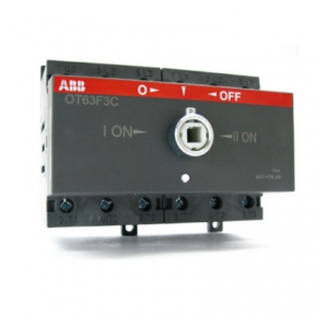 ABB ОТ63F3C 3-х полюсный (без ручки управления)