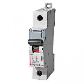 Legrand 407263 Автоматический выключатель DX3-E C16 1П 6000/6kA