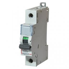 Legrand 407267 Автоматический выключатель DX3-E C40 1П 6000/6kA