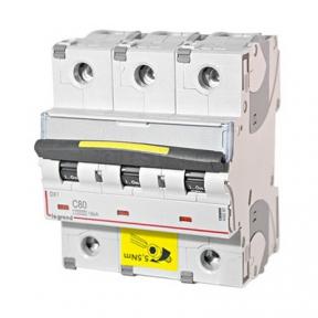 Legrand 409280 Автоматический выключатель DX3 3П С80А 10kA/16kA