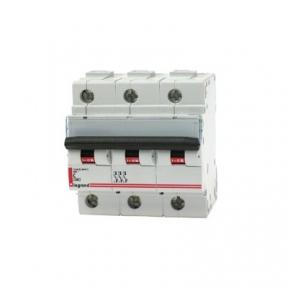 Legrand 409282 Автоматический выключатель DX3 3П С125А 10kA/16kA