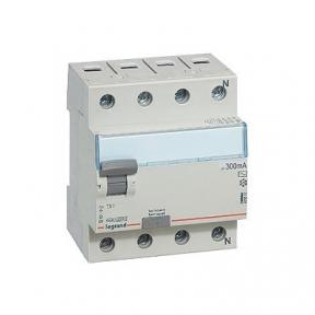 Legrand 403043 ВДТ TX3 4П 40А 300МА - АС